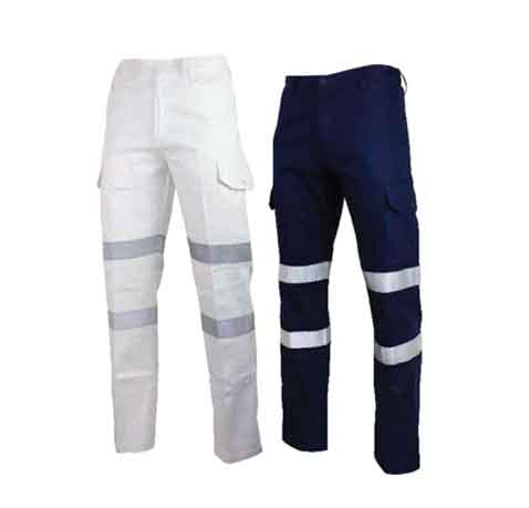 Cotton-Drill-Cargo-Work-Pant--Retroreflective-tape-main