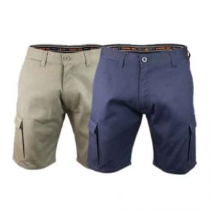 Cotton-Drill-Cargo-Work-Shorts-main
