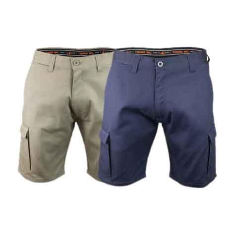 Cotton-Drill-Cargo-Work-Shorts-main