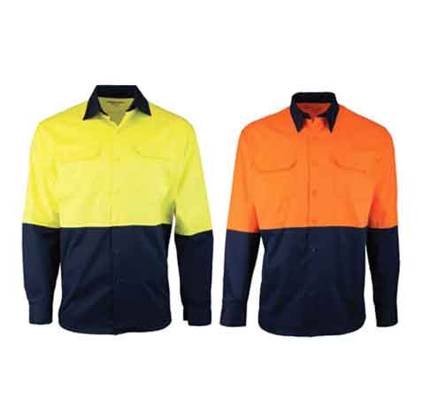 Two-Tone-Long-Sleeve-Drill-Shirt-main