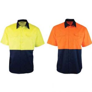 Two-Tone-Short-Sleeve-Drill-Shirt-main